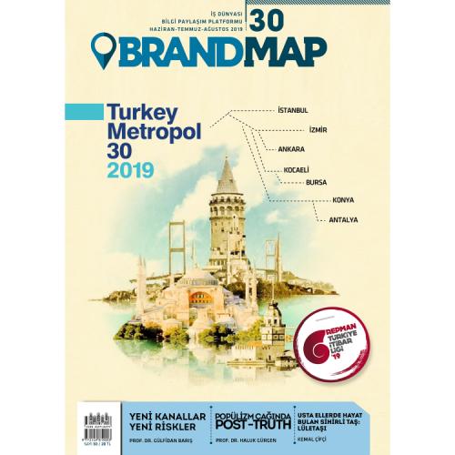 30. Sayı Brandmap