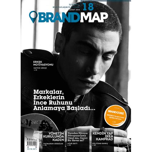 BrandMAP 18. Sayı