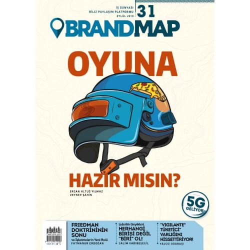 31. Sayı Brandmap