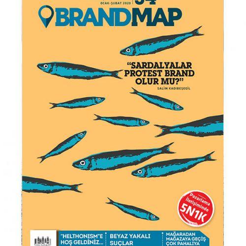 34. Sayı Brandmap