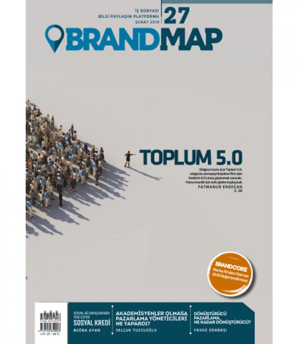 27. Sayı Brandmap