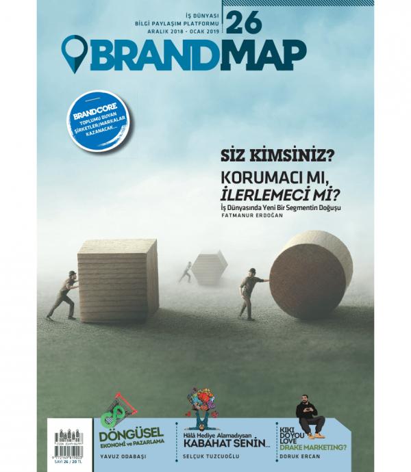 26. Sayı Brandmap