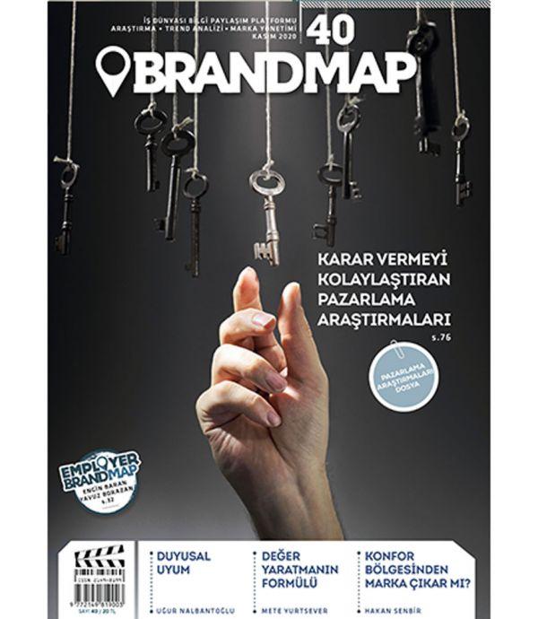40. Sayı Brandmap
